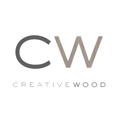 Creative Wood Commercial Furniture Logo
